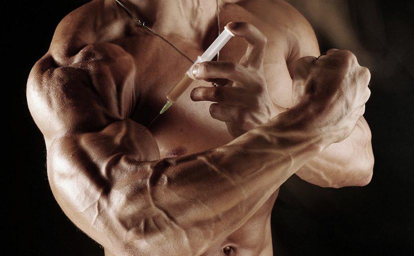 esteróides e a ereção